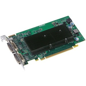 MATROX M9120 PCI-E X16 512MB grahpics card