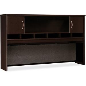 Bush Business Furniture Series C72W 2 Door Hutch in Mocha Cherry - 71