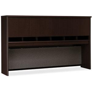 Bush Business Furniture Series C Elite72W 4 Door Hutch in Mocha Cherry - 71