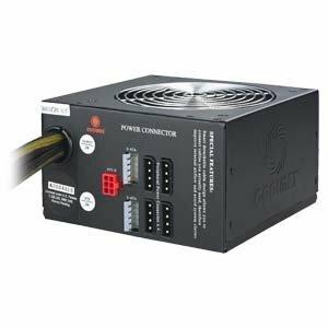 COOLMAX 700W COOLMAX ATX POWER SUPPLY WITH DUAL PCI-E SEMI-MODULAR
