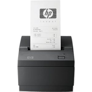 HP POWERED USB THERMAL RECEIPT PRINTER - MONOCHROME - DIRECT THERMAL - UP TO 74