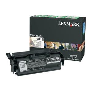 Lexmark X65x Extra High Yield Return Program Print Cartridge for Label Applicati