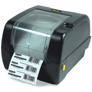 WASP, WPL305 DT/TT BARCODE LABEL PRINTER WITH PEELER, 5 OD, 203 DPI