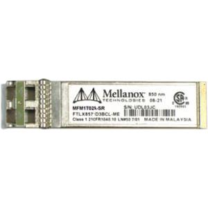 MELLANOX SFP+ OPTICAL MODULE FOR 10GBASE-SR TRANSCEIVER