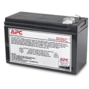 APC (APCRBC110) Replacement Battery Cartridge #110 - UPS battery - 1 x lead acid