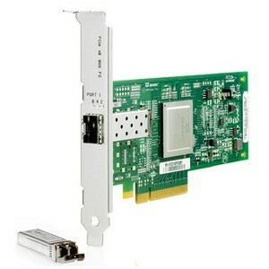 HP StorageWorks 81Q PCI-e Fibre Channel Host Bus Adapter - host bus adapter