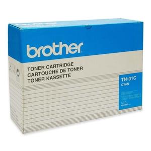 Brother 01 Cyan Toner Cartridge