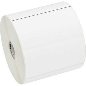Zebra Label Paper 4 x 2in Thermal Transfer Zebra Z-Select 4000T 1 in core 10009530