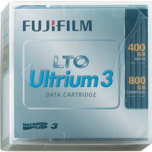 Fujifilm LTO Ultrium 3 Data Cartridge - LTO Ultrium LTO-3 - 400GB (Native) / 800GB (Compre