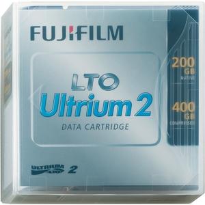 Fujifilm LTO Ultrium 2 Data Cartridge - LTO Ultrium LTO-2 - 200GB (Native) / 400GB (Compre