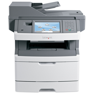 Lexmark X466DWE Multifunction Monochrome Laser Printer