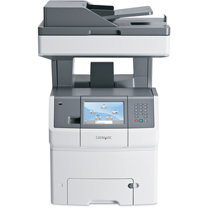 Lexmark X738DE Multifunction Laser Printer