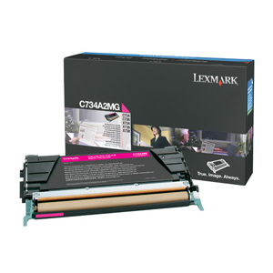 Lexmark Magenta Toner Cartridge