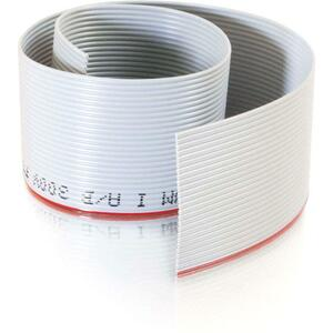 C2G 100ft 28 AWG 25-Conductor Flat Ribbon Bulk Cable