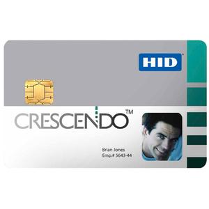 HID Crescendo C700 ID Card