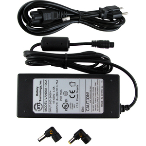 Bti 90W AC Adapter Acer TravelMate