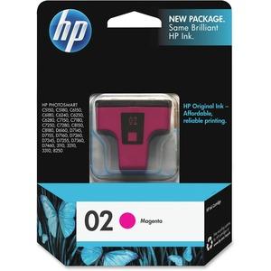 HP 02 Ink Cartridge