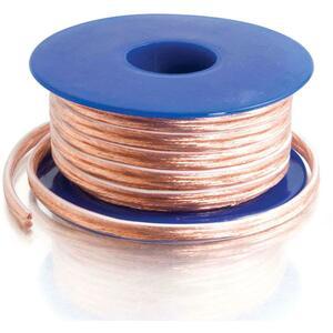 C2G 50ft 18 AWG Bulk Speaker Wire