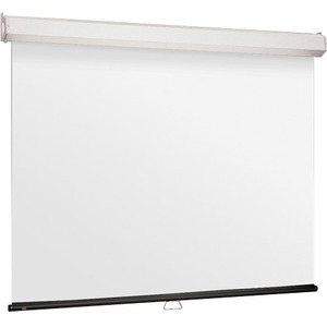 Draper Luma 2 Manual Projection Screen - 84inx 84in- Matte White - 118inDiagonal