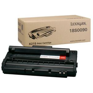 Lexmark Toner Cartridge   Laser   Standard Yield   3200 Pages   Black   1 Each