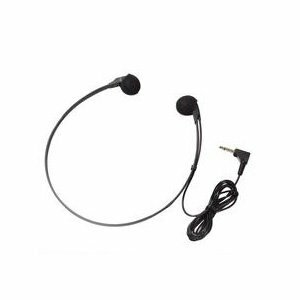 Olympus E-99 Transcribing Headset for VN120 / 240 / 240-PC / 480 / DS660 / DS2500 / LS10S