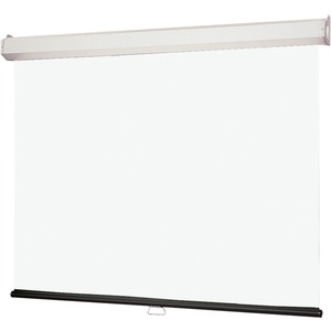Draper Luma 2 94inManual Projection Screen - Front Projection - 16:10 - Matt White XT1000
