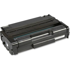 Ricoh Black Toner for Aficio 3410 High Yield 5500 Page Yield