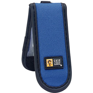 2-CAP USB DRIVE CASE   BLUE