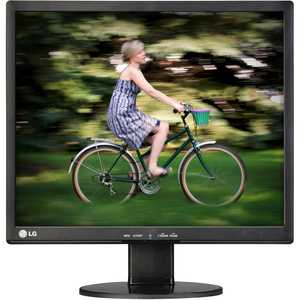 """LG L1942TE-BF 19"""" LCD Monitor - 5:4 - 5 ms L1942TEBF"""