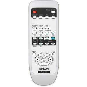 Epson 1519442 Remote Control - For Projector