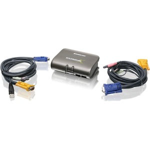 IOGEAR MiniView GCS1732 KVM Switch GCS1732