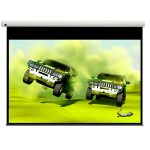 OPTOMA Panoview DE-9092EGA 233.7 cm (92) Manual Projection Screen - Yes - 16:9 - Matte White""