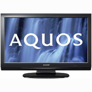 Sharp Aquos Lc 37d44e Bk 37 Lcd Tv Product Overview What Hi Fi