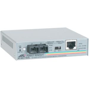 Allied Telesis AT-MC116XL Transceiver/Media Converter AT-MC116XL-60 - Large