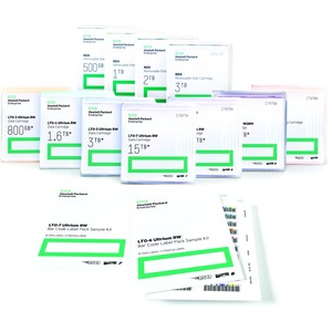 HP LTO-5 Ultrium WORM Barcode Label