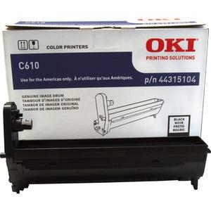 C610 BLACK DRUM FOR FOR C610CDN C610DN C610DTN C610N C610N PEN PRINTING SOLU