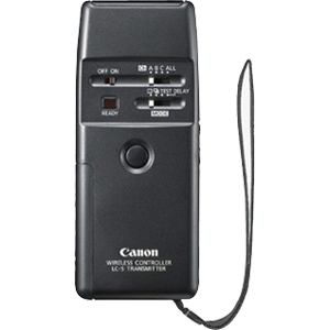 Canon LC-5 Remote Control | Product overview | What Hi-Fi?