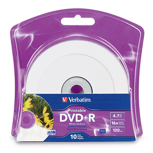 DISCDVDR4.7GB16XWHITEIJPRINTABLE10PKBL