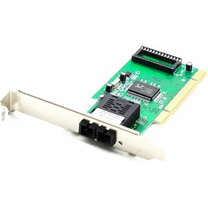 AddOn 100Mbs Single Open SC Port 2km MMF PCI Network Interface Card