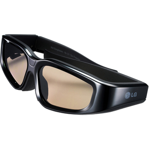 AG-S100 3D Active Shutter Glasses