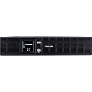Cyberpower OR1500PFCRT2U 1500VA 900W PFC UPS AVR GreenPower LCD Pure Sine Wave Output Serial USB