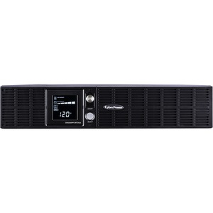 Cyberpower OR2200PFCRT2UA 2200VA 1320W PFC UPS AVR GreenPower LCD Pure Sine Wave Output Serial USB