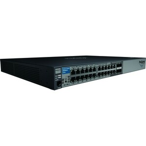 HPE ProCurve 2510G-24 24 Ports Manageable Ethernet Switch - 2 Layer Supported - Rack-mountable