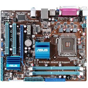 Asus P5G41T-M LX Desktop Motherboard - Intel G41 Express Chipset - Socket T LGA-775 P5G41TMLX+