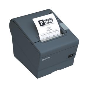 TM-T88V,EDG,PAR+USB IFC,W/PS-180-343 Receipt Printer - Monochrome - Thermal line