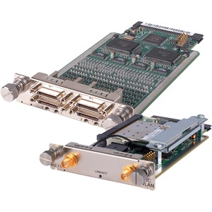 HPE 1-port Fractional E1 Interface Module