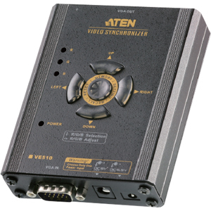 ATEN VE510 Video Processor-TAA Compliant - Functions: Video Processing-Video Capturing - V