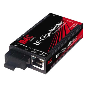 IE-GIGA-MINIMC TX/LX-SM1310-SC (NO AC ADAPTER)
