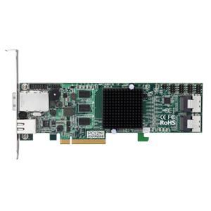 Areca ARC-1880ixl-8 12-port SAS RAID Controller - Serial ATA/600 - PCI Express 2.0 x8 - Lo