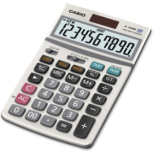 CASIO 10 DIGIT DESKTOP CALCULATOR 5PK